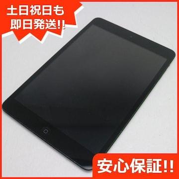 ●美品●iPad mini Wi-Fi64GB ブラック●