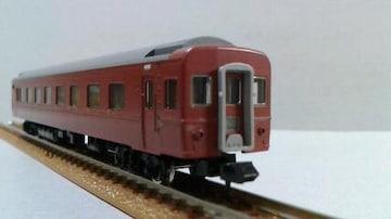 中古 / 車体番号 2531 / 名前(形式称号)のない茶色の客車 !