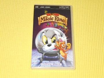 PSP★トムとジェリー 魔法の指輪 UMD VIDEO★動作確認済