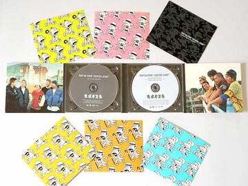 リップスライムRIP SLYME「ベストアルバム初回限定特典付 CD+DVD 2枚組