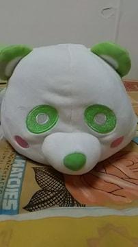 AAA・え〜パンダ・もちもちBIGぬいぐるみ・緑 浦田