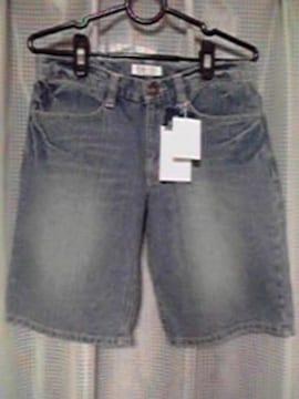 新品未使用デニムの半ズボン