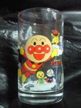 アンパンマン キャラクター イラスト デザイン ガラス グラス コップ 箱付 日本製