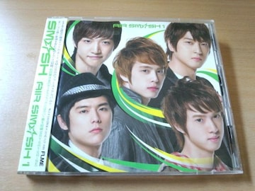 SM☆SH CD「AIR SM☆SH 1」DVD付初回生産限定盤B●