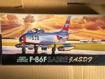 1/72 フジミ 航空自衛隊 F-86F-40 セイバー ハチロク