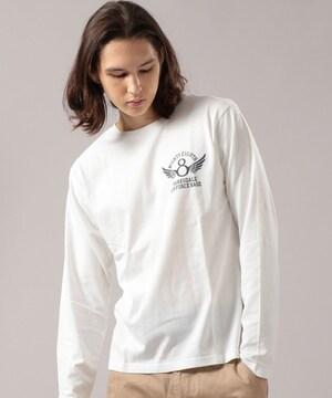 新品 アビレックス AVIREX ロンTシャツ XL 白 カットソー