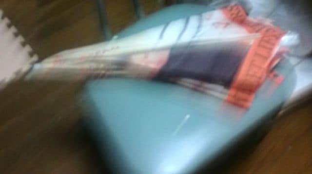 イ・ビョンホン写真入り折りたたみ傘 < タレントグッズの
