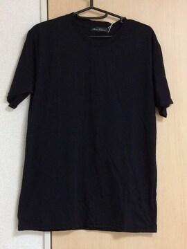無地Tシャツ ブラック 新品 未使用 美品