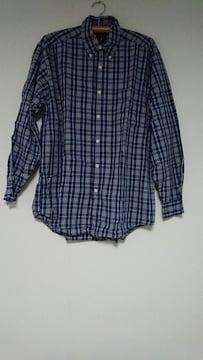 リーバイス チェックシャツ