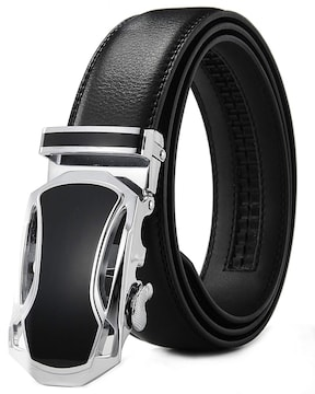 HW ZONE ベルト ウェスト75-99 ブラック