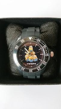 ミニオンズ 腕時計