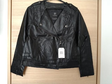 w closet ライダースジャケット 新品タグ付き