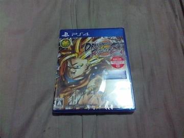 【新品PS4】ドラゴンボール ファイターズ