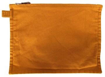 正規エルメスボラボラポーチ28中ポーチオレンジM化粧