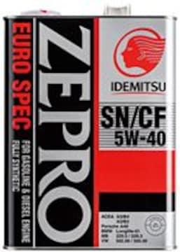 ☆ 出光 プレミアム.(ユーロスペック)SN/C3. 5W-40. 4L缶.