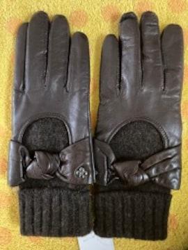 アンテプリマ羊皮革手袋 タッチパネル対応
