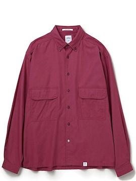 新品 ベドウィン BEDWIN シャツ ジャケット 2 ピンク MARSHALL