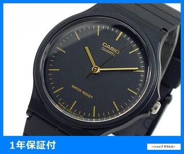 新品 即買い■チープカシオ 腕時計 MQ24-1EL ブラック//00042594