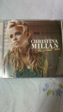 Christina milian!!IT'S ABOUT TIME!!クリスティーナミリアン