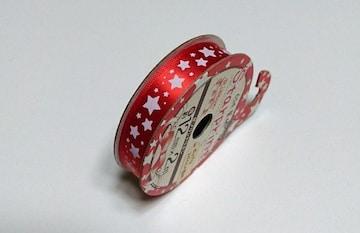 星プリント リボン★