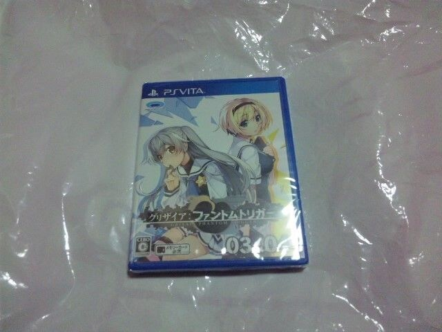 【新品PS vita】グリザイア ファントムトリガー 03&04  < ゲーム本体/ソフトの