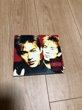 B'z 初回盤 Bad communication CD