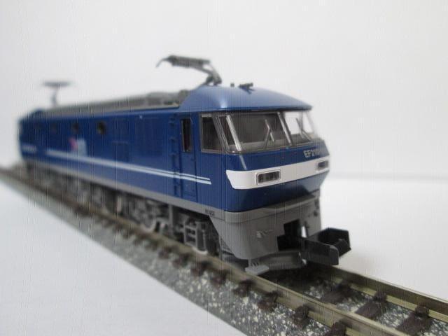 TOMIX JR EF210形電気機関車 < ホビーの