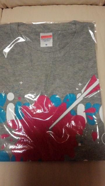 きゃりーぱみゅぱみゅ 『きらきらキラー』 当選Tシャツ M  < タレントグッズの