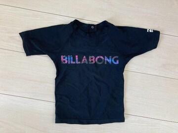 BILLABONG ビラボン ラッシュガード ベビー キッズ 90 水着 半袖