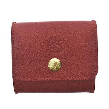 ◆新品本物◆イルビゾンテ 小銭入れ(RED)『SCP020』◆