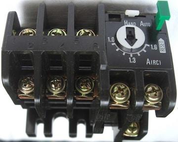 松下電工FT-20 2Eグリーンサーマルリレ2個1口未使用8.3