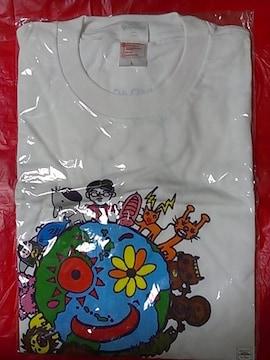 AKB48 美術部展覧会 片山部長デザインTシャツ 白・L