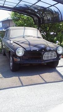 超希少車マニアにはたまらないクラシックカー伝統のボルボ5MT