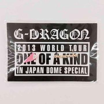 送料込み BIGBANG G-DRAGON ジヨン ピアス 未開封