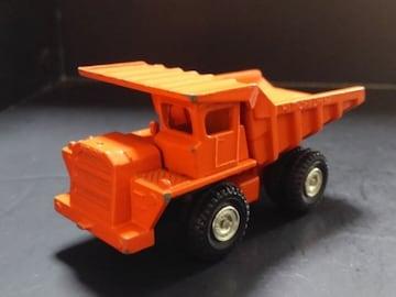 希少黒箱トミカ1970年代製三菱ダンプ