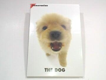 本犬送180円kgTHEDOGPostCardPomeranianポメラニアンポストカード冊子Book