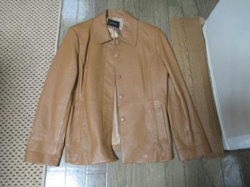 レディース羊革ジャケット