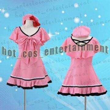 劇場版マクロスF ランカの私服 コスプレ衣装