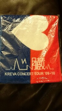 KREVA「マフラータオル/TOUR '09-'10」新品