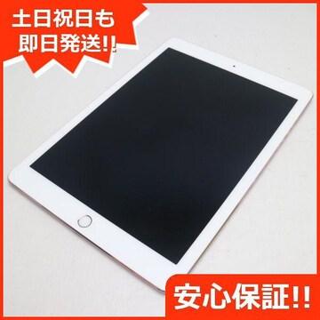 ●美品●iPad Pro 9.7インチ Wi-Fi 32GB ローズゴールド●