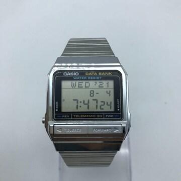 CASIO カシオ データーバンク DATA BANK DB-310 腕時計 動作